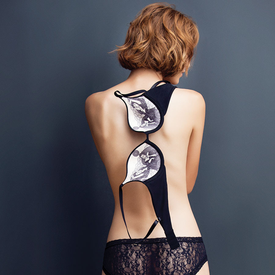 Discover the Stylish Intimates Line Giving Back to Women Across the Globe