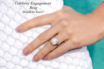 Which Celebrity Engagement Ring Should be Yours?
