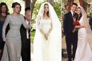 Memorable TV Wedding Dresses