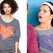 Casey Wilson's Heart Top on 'Happy Endings'