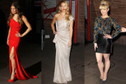 Best and Worst Dressed Glamour's 2010 Women of the Year Awards