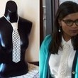A Pearl Tie Necklace Like Mindy Kaling's on 'The Mindy Project'