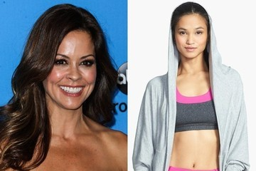 Brooke Burke-Charvet Launches a Fitness Apparel Line
