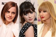 The Best Celebrity Hairstyles of 2012