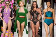 Hot Swimsuit Trends for Summer 2011