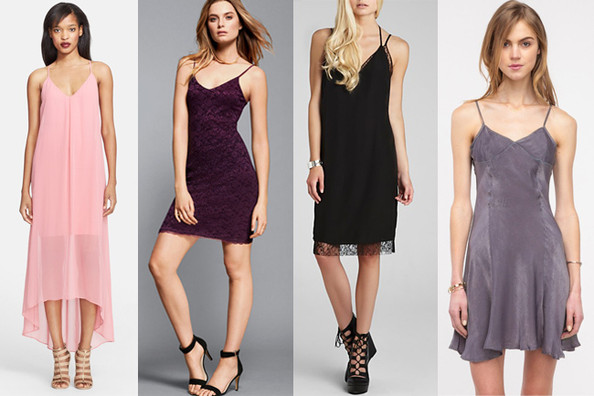 518de14105a10 Trend to Try: Slip Dresses - Trends to Try - Livingly