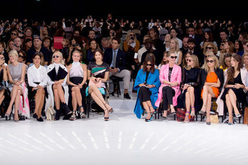 Best Dressed Front Row Celebs at PFW Spring 2015