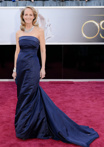 Helen Hunt Wore H&M at the Oscars [PHOTOS]