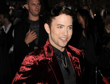 Hot or Not: Jackson Rathbone's Fancy Crushed Velvet Suit