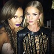Joan Smalls and Rosie Get Seriously Beautiful