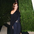 Donna Karan at the Vanity Fair Oscars Party 2013