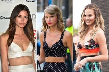 Celebrities are Wearing Bra Tops Out in Public—Would You Try One?