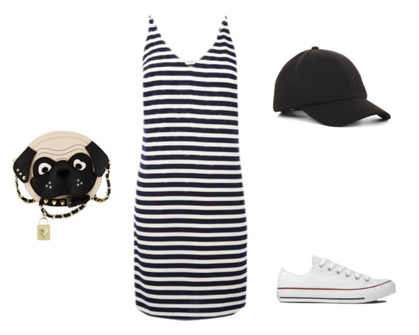 Striped Dress for Play