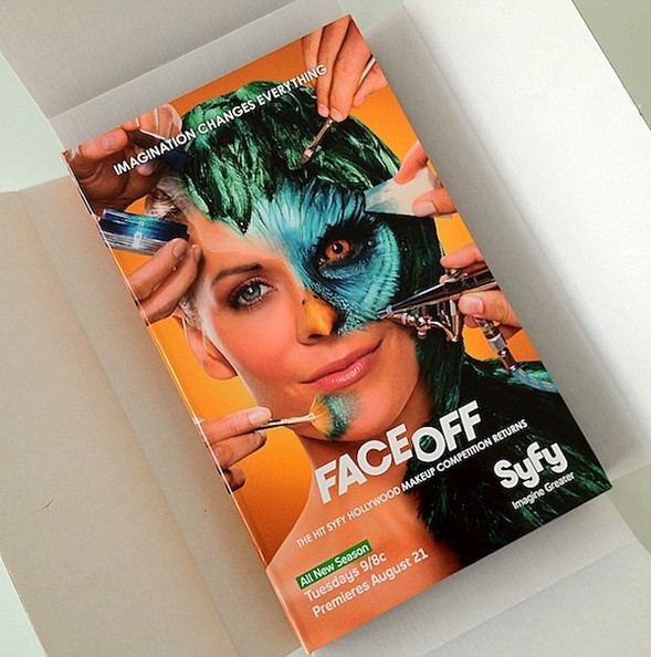 Syfy's Amazing Makeup Show 'Face Off' Returns August 21st—Check Out These Befores & Afters