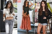 Selena Gomez's 21 Coolest Casual Looks