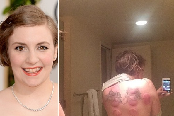 Lena Dunham Instagrams Her Weird Beauty Secret, Pharrell Has A New Fragrance, And More