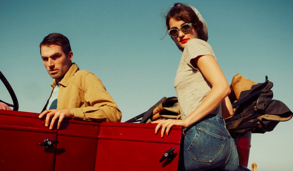 6 Cool Retro-Inspired Looks From Levi's Vintage Clothing's Spring Collection