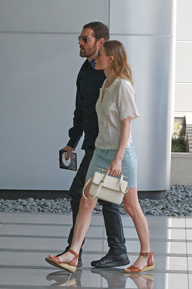 Weekend Goal: Buy Kate Bosworth's (Under $100) White Blouse