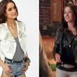 Mariah Buzolin's Spiked Leather Jacket on 'Jane By Design'