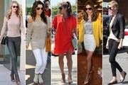 Running Errands in Style - A Celebrity Guide