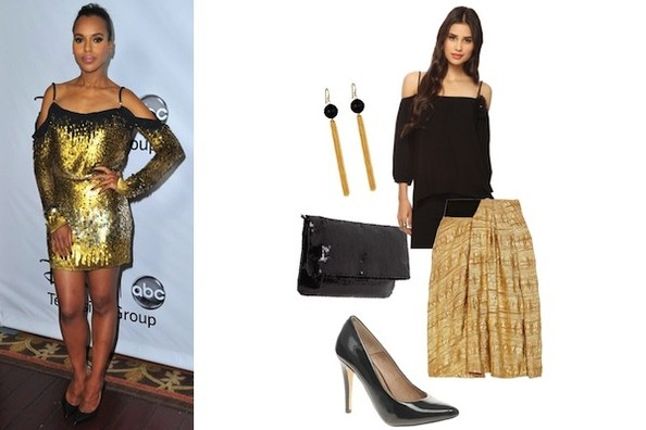 Style Inspired: Kerry Washington