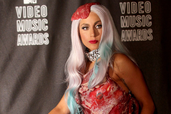 The Craziest MTV VMA Outfits