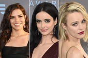 Best Hairstyles from the 21st Critics Choice Awards