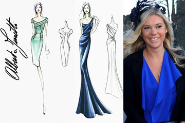 Chelsy Davy Will Wear Alberta Ferretti to the Royal Wedding