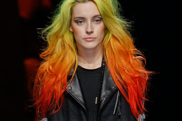 The 50 Best Hairstyles of Fashion Week