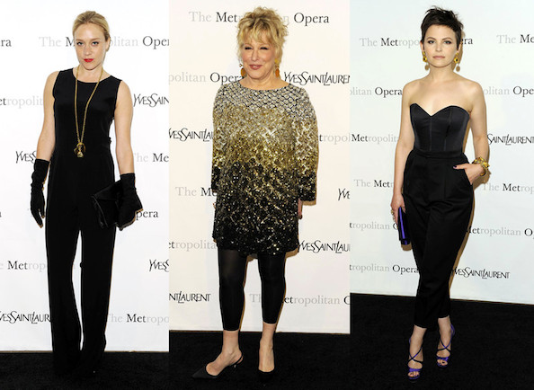 Best and Worst Dressed at the Met Opera Premiere of 'Armida'