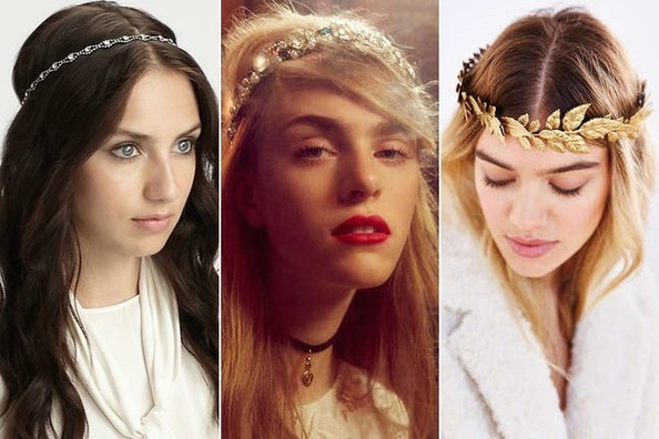 Easy Outfit Upgrade: Wear a Bejeweled Headpiece
