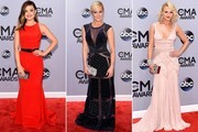 The Best Dressed at the 2014 CMA Awards
