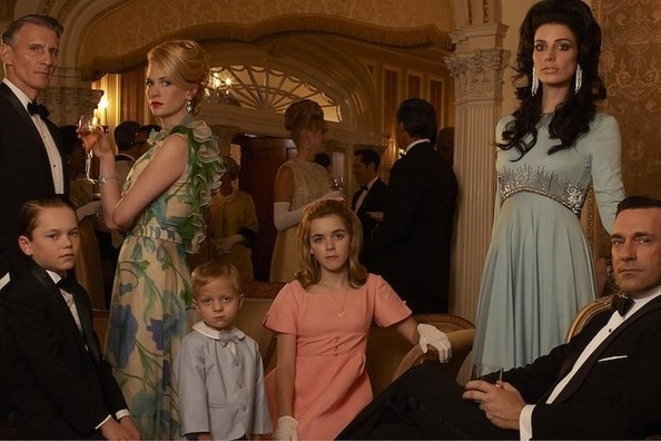 'Mad Men' Costume Designer Janie Bryant Talks About Her Inspiration in this Video Interview