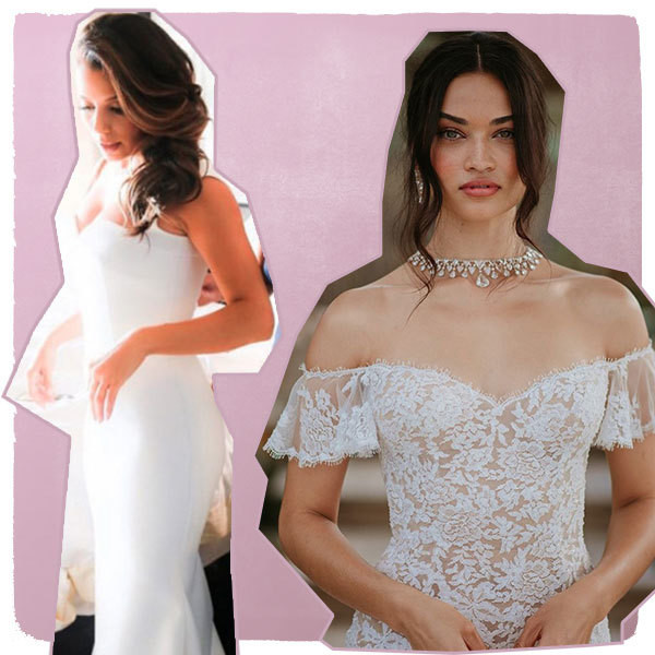 Simple to Extravagant Celebrity Wedding Dresses, Ranked