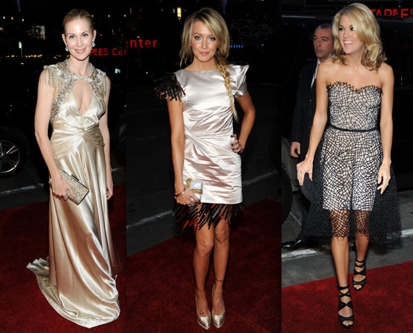 Best and Worst Dressed at the 2010 People's Choice Awards