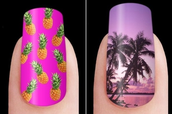 Make Your Own Nail Art with INNI Customizable Nail Wraps