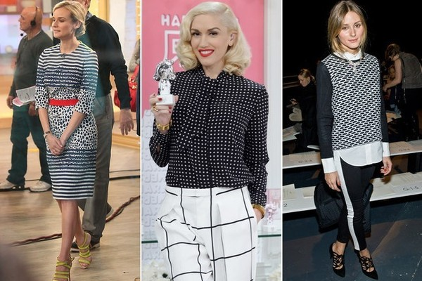 Easy Outfit Upgrade: Pair Stripes with Polka Dots