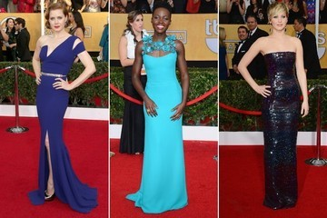 The 10 Best Dressed at the 2014 SAG Awards