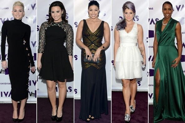 Best & Worst Dressed at VH1 Divas 2012