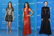 Best Dressed at the 2016 UNICEF Ball