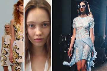 Our Favorite NYFW Spring 2015 Moments