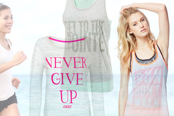 12 Inspirational Fitness Tops