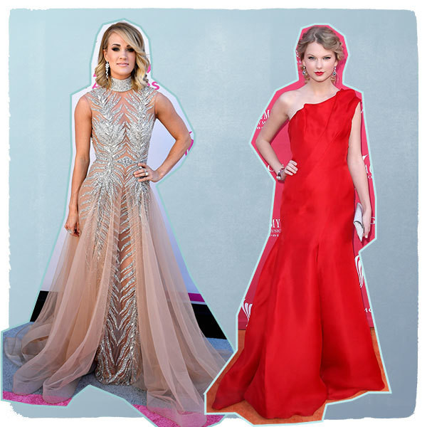 The Academy of Country Music Awards' Most Stylish Moments