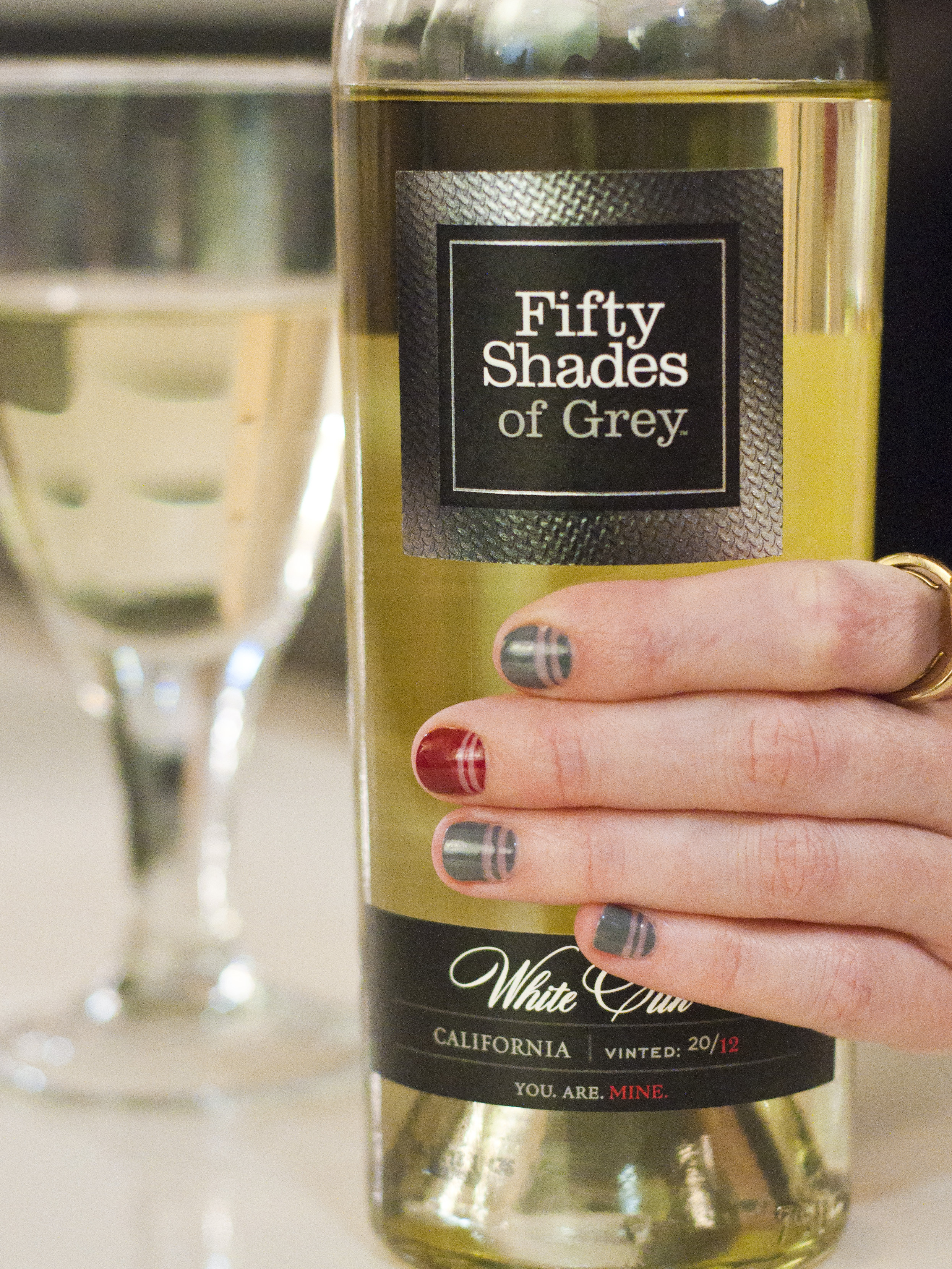 Sips and Tips: Fifty Shades of Grey Edition