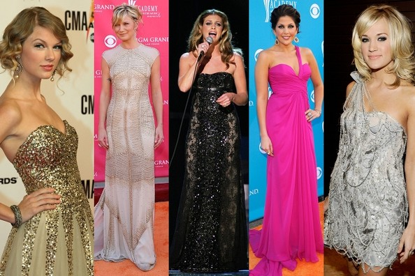 Country Music's Most Fashionable