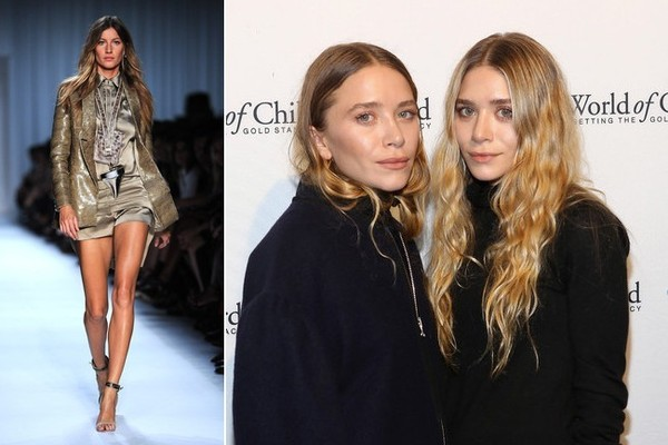 Gisele to Step Off the Runway, The Olsen Twins are Up For a Top Awards and More