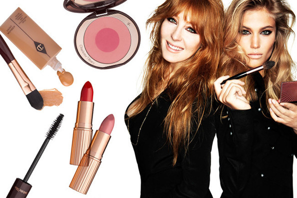 Charlotte Tilbury's Makeup Collection Launches in the US