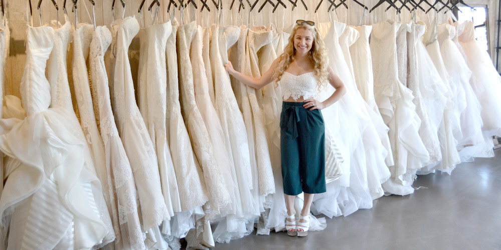 Everything I Learned from Wedding Dress Shopping with Designer ...