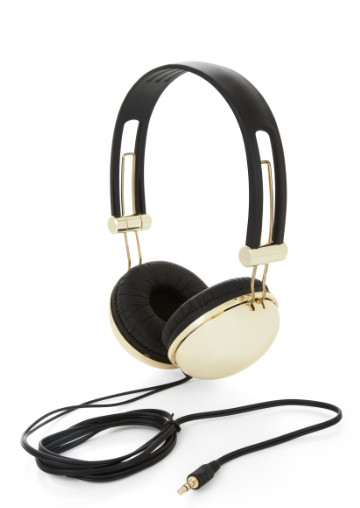 BCBG Retro Headphones