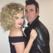 Kate Upton and Justin Verlander as Grease's Sandy and Danny